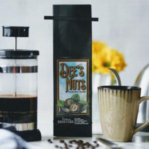 dee's nuts coffee